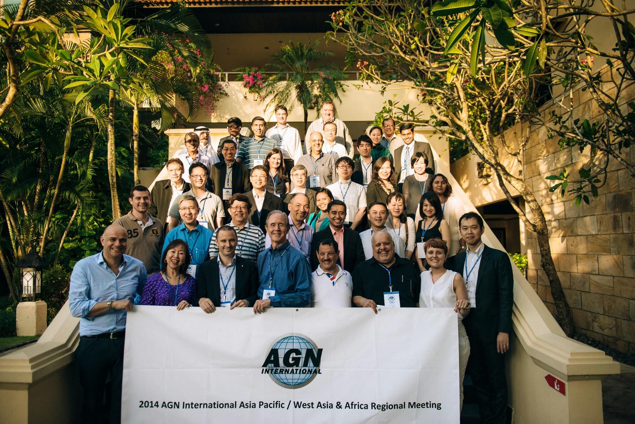 Regional meeting-Bali 2014