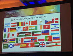 AGN WORLD CONGRESS - DUBLIN A GOOD TIME WAS HAD BY ALL 2016