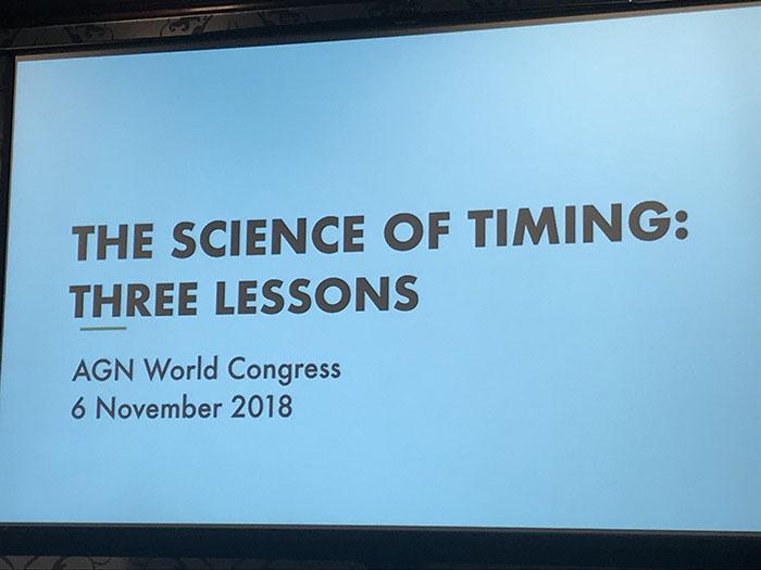 AGN World Congress - Washington 2018